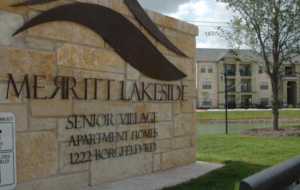 Merritt Lakeside Senior Village <br /> Schertz, TX