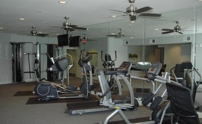 10-Fitness Center