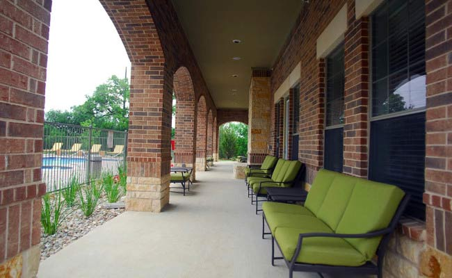 8-Creekside Patio