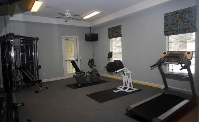 9-Fitness Center