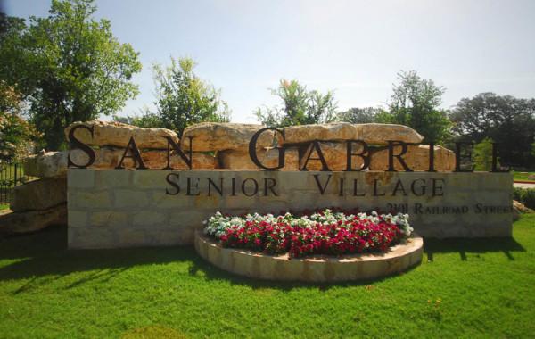 San Gabriel Senior Village <br /> Georgetown, TX