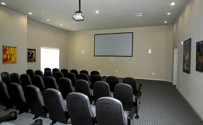 5-BL Theater Room